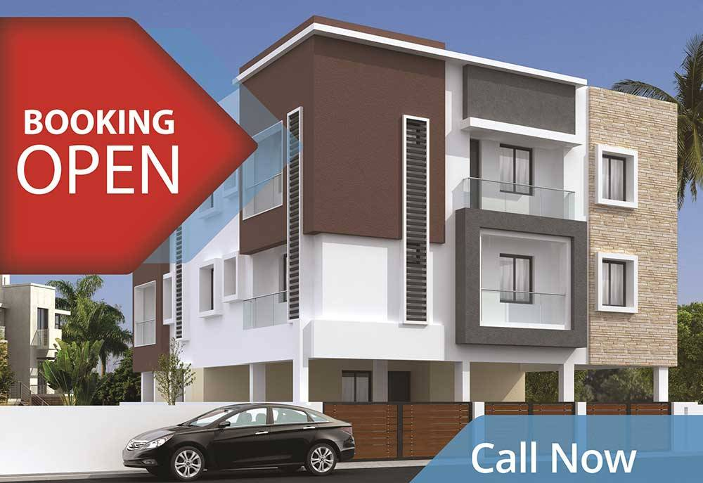 New Apartments in chennai